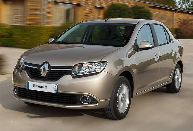 Аренда авто Renault Logan NEW